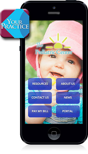 The Pediatric Center Mobile App